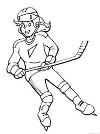 Eishockey Ausmalbilder Gratis Ausmalbilder Ausdrucken