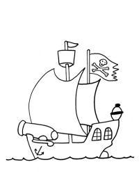 Piraten Ausmalbilder Gratis Ausmalbilder Ausdrucken