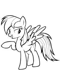 My Little Pony Ausmalbilder Gratis Ausmalbilder Ausdrucken