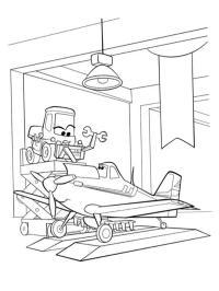 Disney Planes Ausmalbilder Gratis Ausmalbilder Ausdrucken