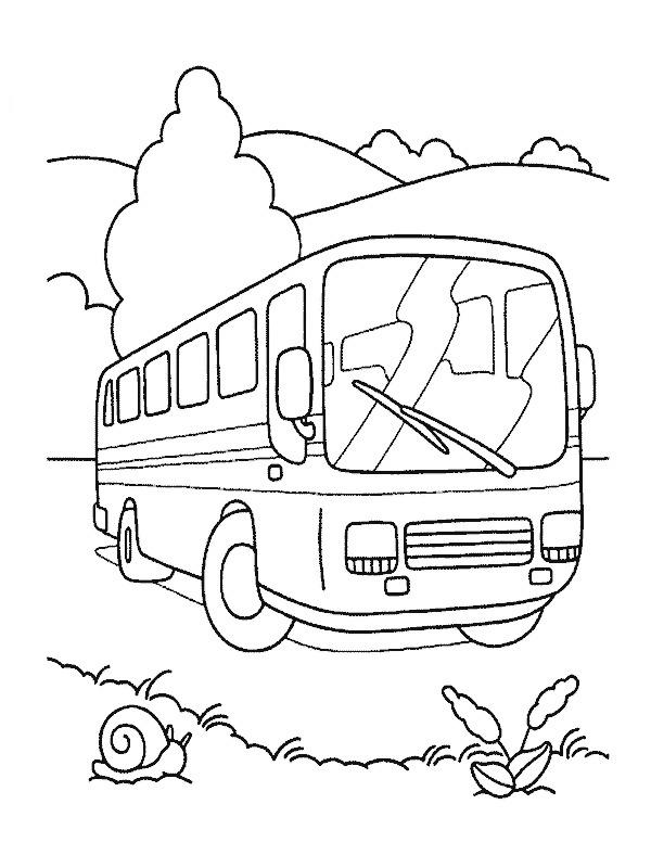 ausmalbilder mercedes bus  pin auf bulli  kostenlose